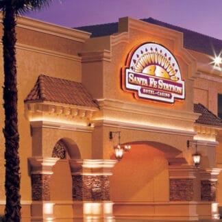 Santa Fe Station Hotel Las Vegas