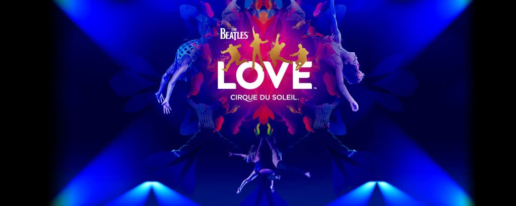 The Beatles LOVE by Cirque du Soleil Featured Deal