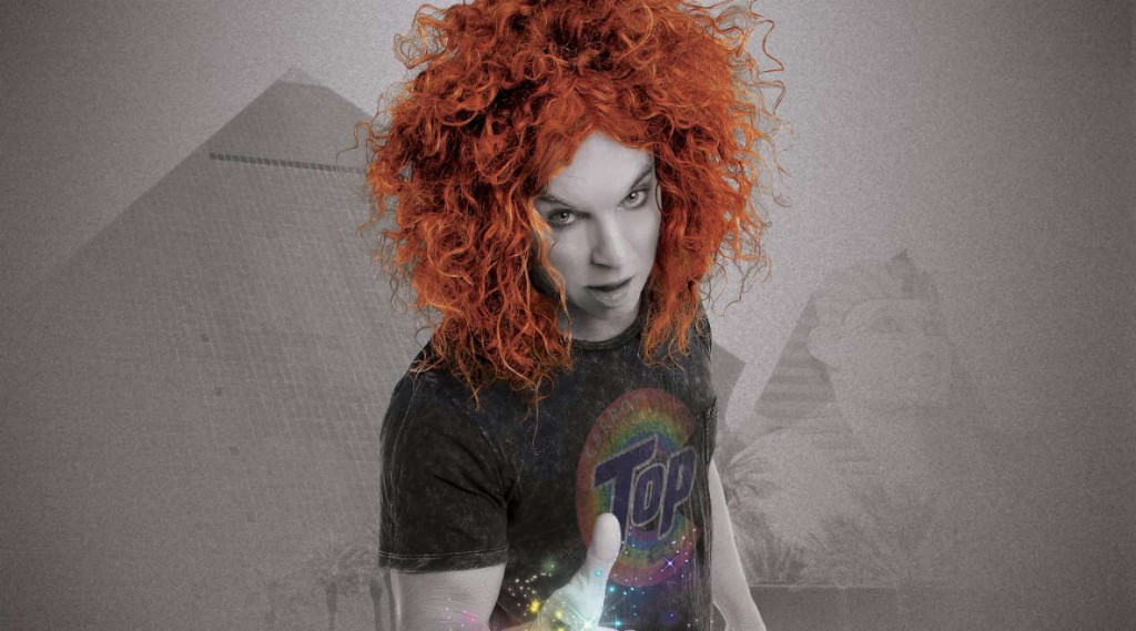 Carrot Top Featured Deal