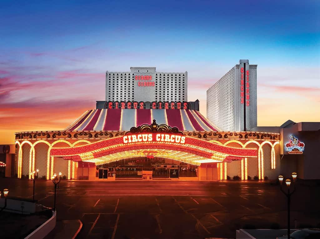 circus_circus Las Vegas Promotion
