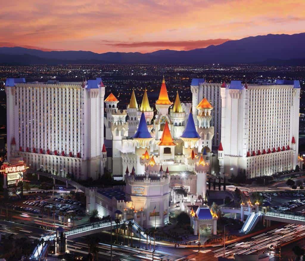 Excalibur Hotel and Casino Las Vegas Promotion