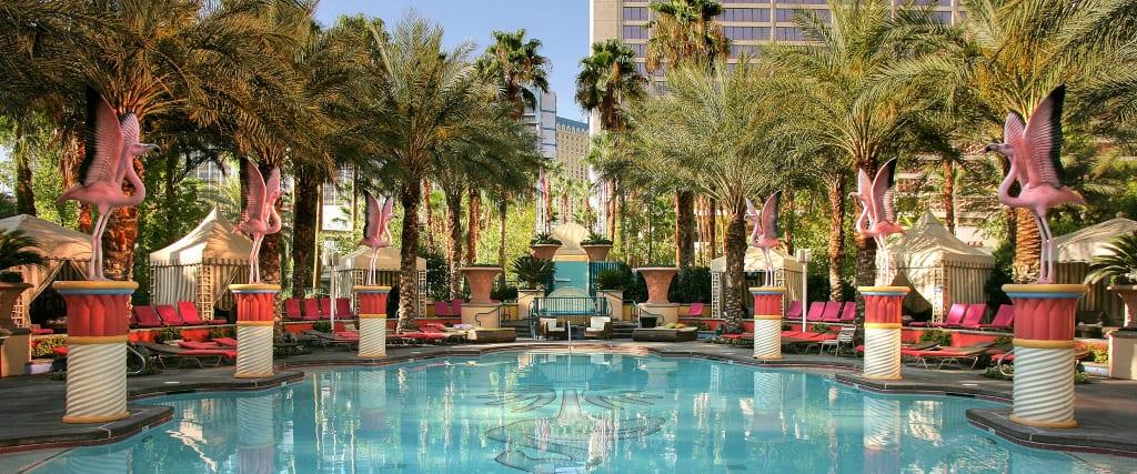 Flamingo Las Vegas Pools