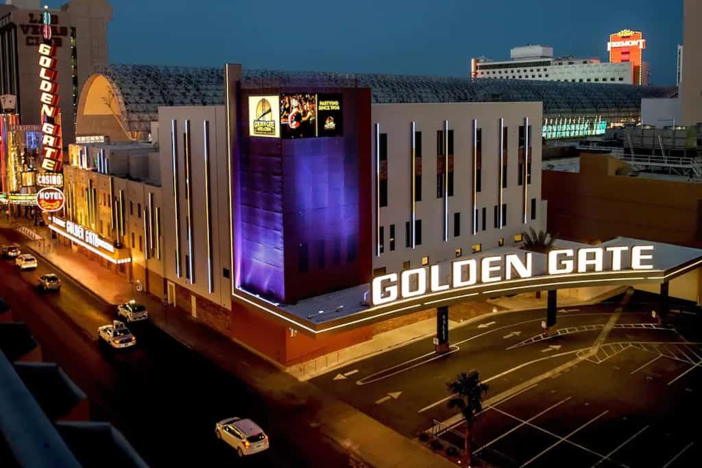 Golden Gate Hotel and Casino Las Vegas Promotion