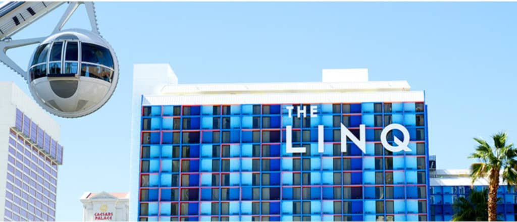 LINQ Hotel and Casino Las Vegas Featured Deal
