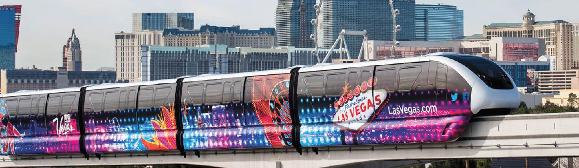 Las Vegas Monorail Featured Deal