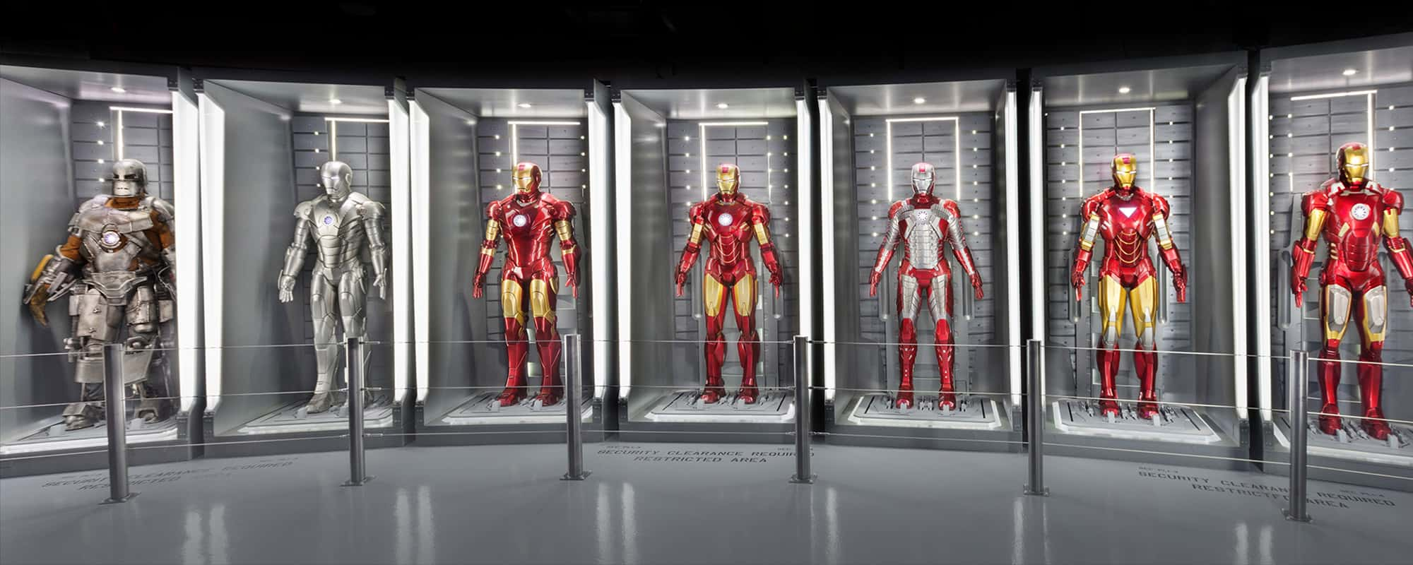 Marvel Avengers STATION Interactive Exhibit Featured Deal