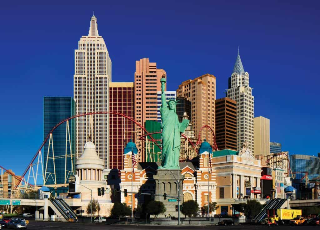 New York-New York Hotel and Casino Las Vegas Featured Promotion