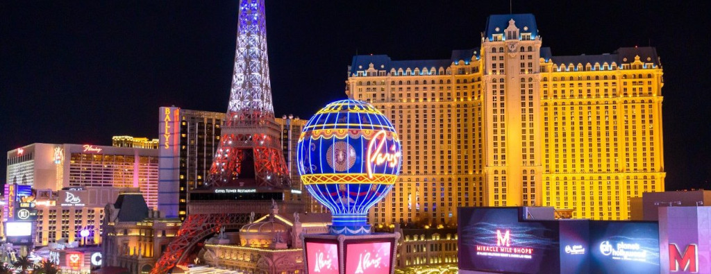 Paris Hotel and Casino Las Vegas Featured Deal