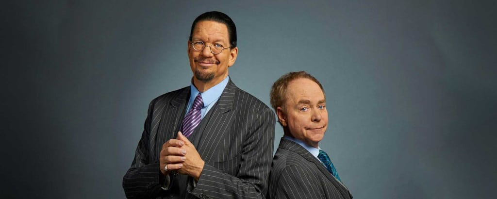 Penn and Teller Featured Deal