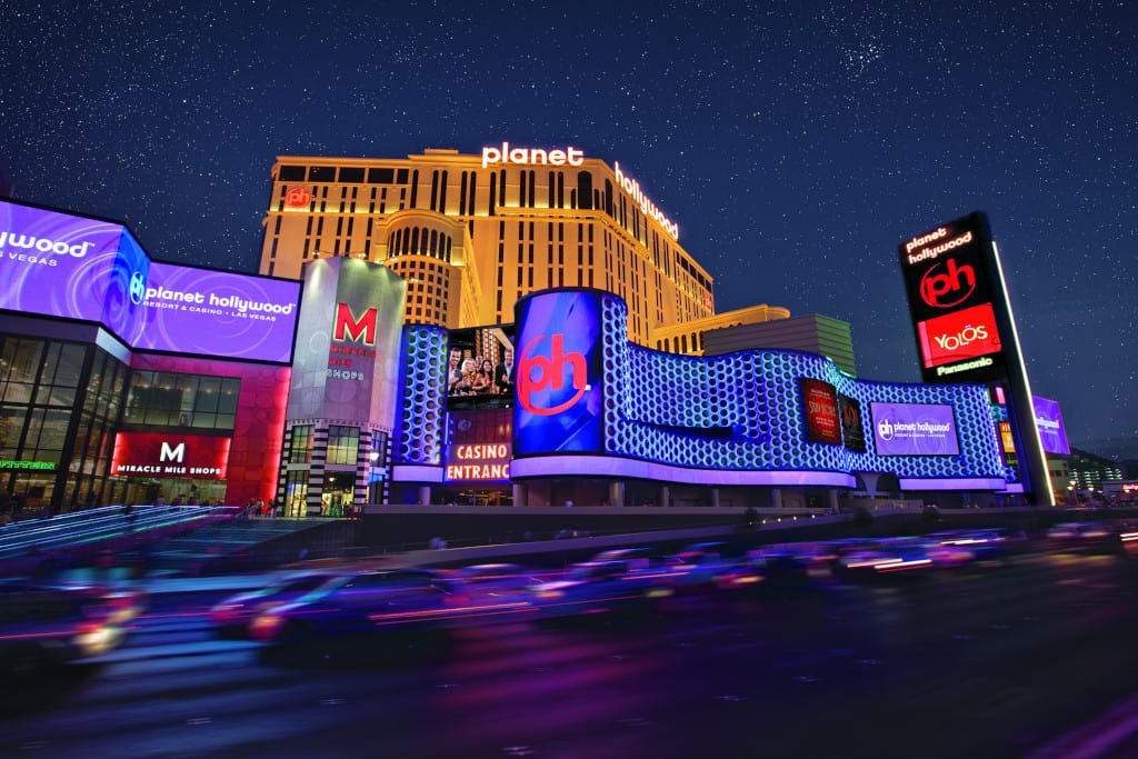 Planet Hollywood Resort and Casino Featured Deal