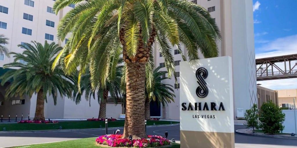 The Sahara Las Vegas Promotion