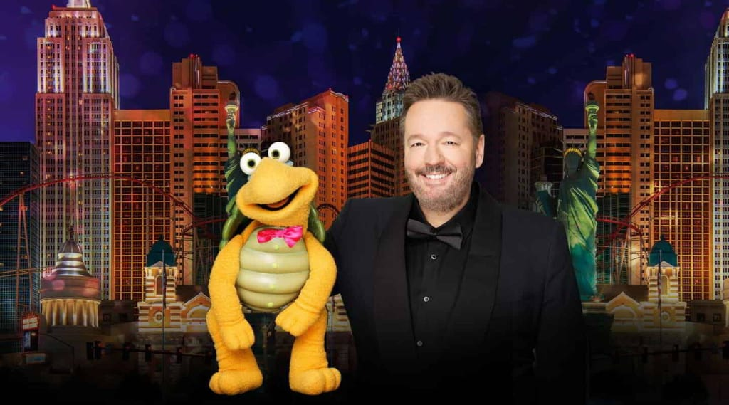 Terry Fator Featured Deal
