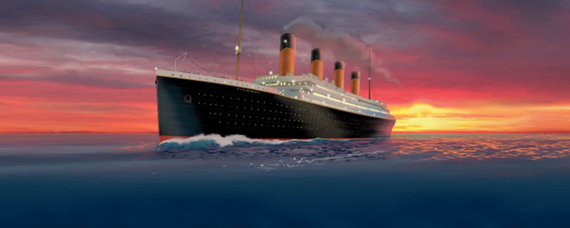 Titanic Artifact Exhibition Featured Deal
