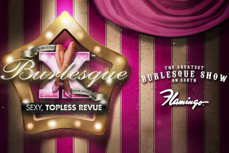X Burlesque Las Vegas