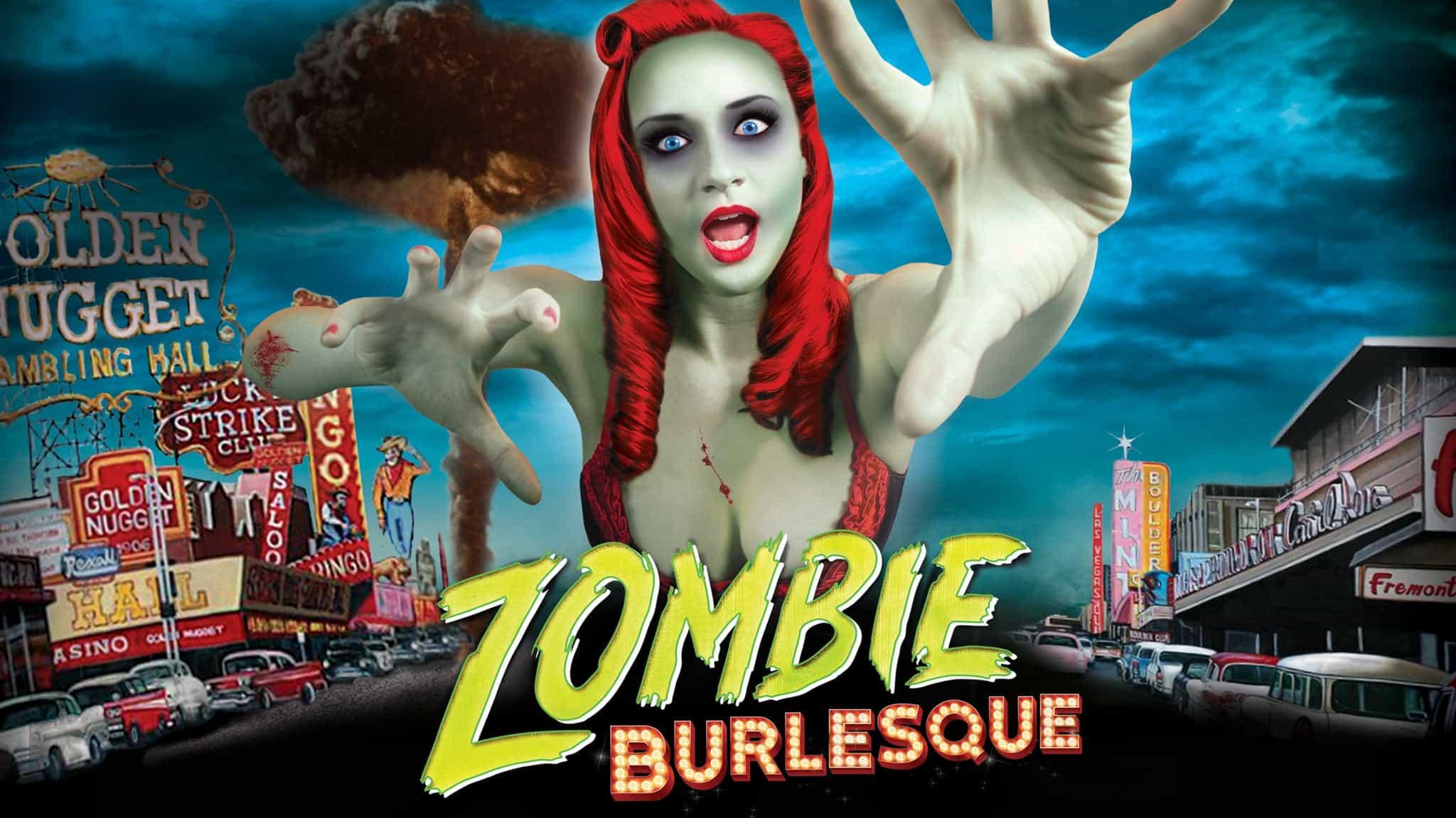 Zombie Burlesque Featured Deal