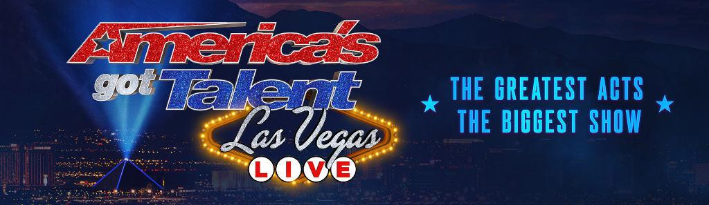 Americas Got Talent Live Vegas