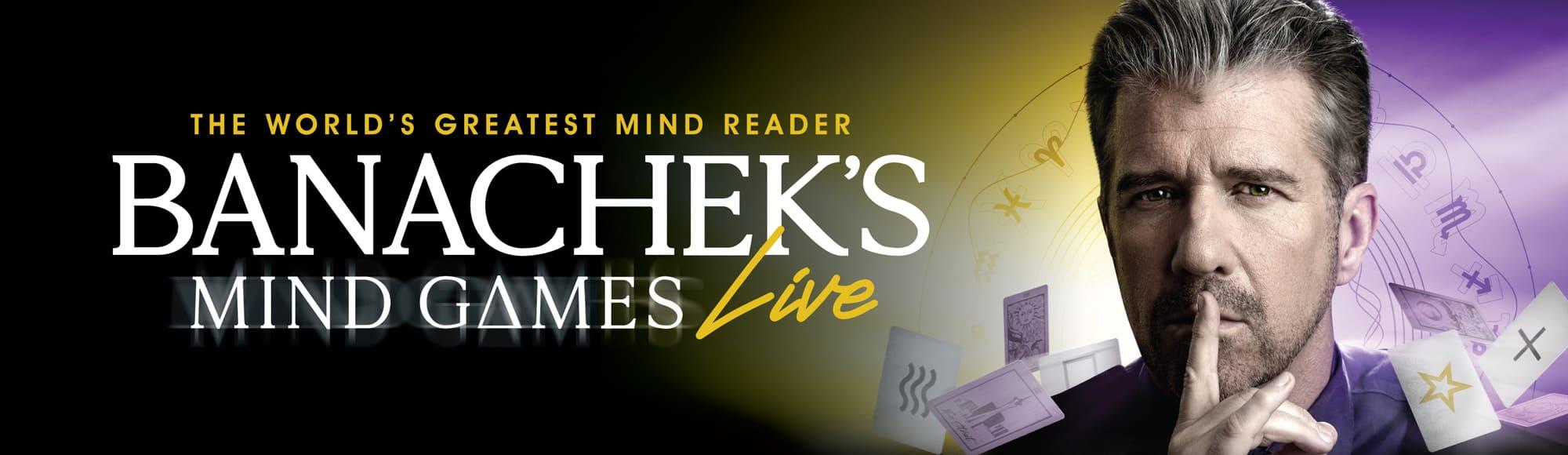 Banachek Mind Games Featured Deal