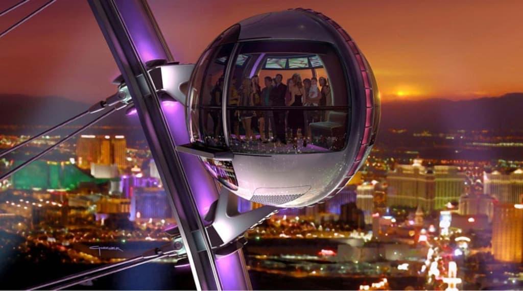 High Roller Observation Wheel Image 2