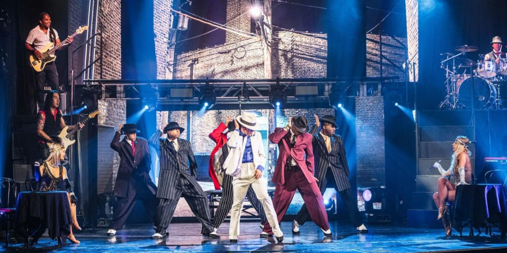 MJ The Evolution Choreography