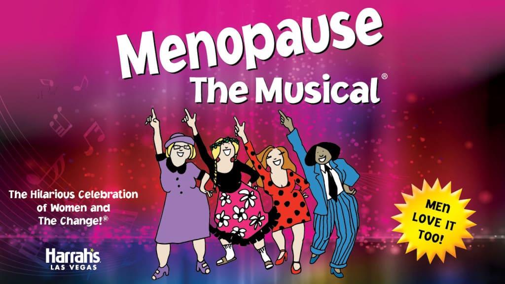 Menopause the Musical Las Vegas Poster