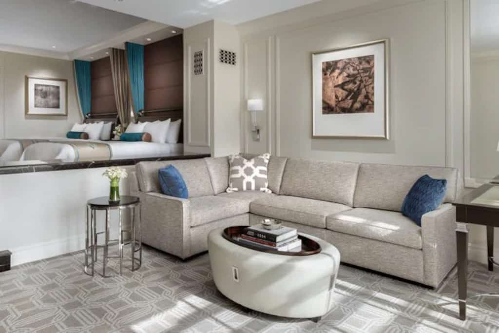 Palazzo Las Vegas Luxury Two Queen Suite