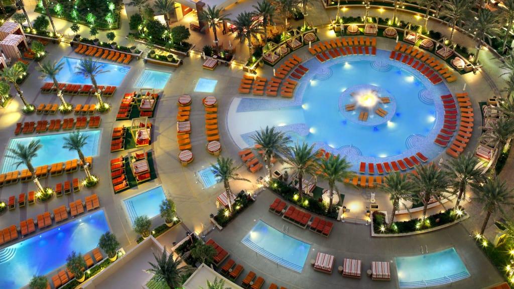 Red Rock Casino Resort and Spa Sandbar Pool