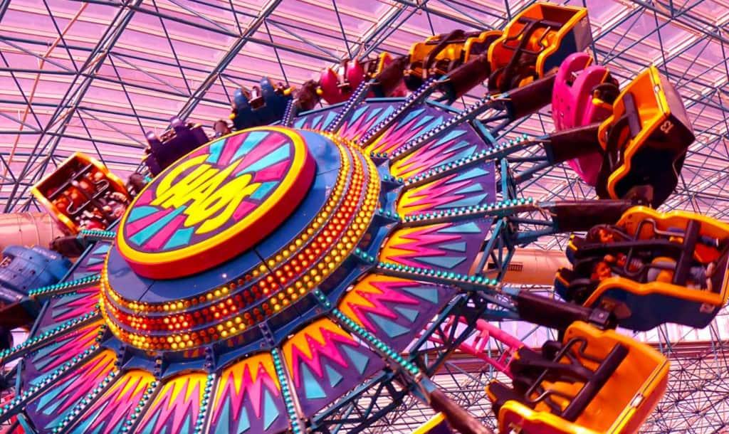 Circus Circus Las Vegas Callout Rides
