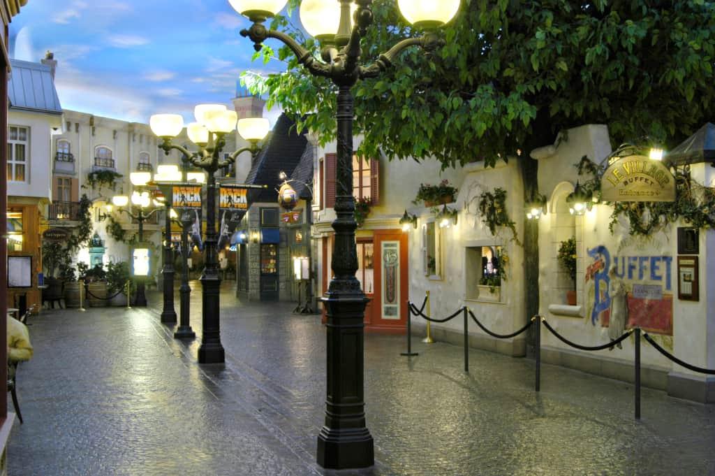 Paris Hotel and Casino Le Boulevard